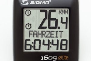 Sigma Sport BC 1609 STS